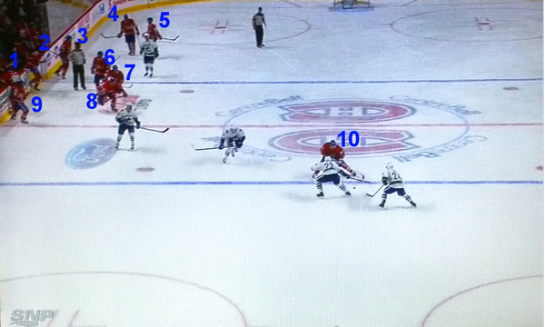Montreal's too many men penalty from tonight. They've got 10 guys out! It's not too many men. It's too many teams. http://t.co/OW54ixY4wq