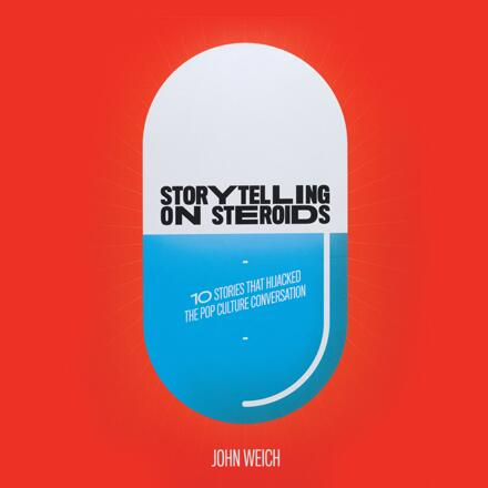 We have one last copy of John Weich's Storytelling on Steroids to give away. Follow & RT for your chance to win. http://t.co/TI0cWpYBJM