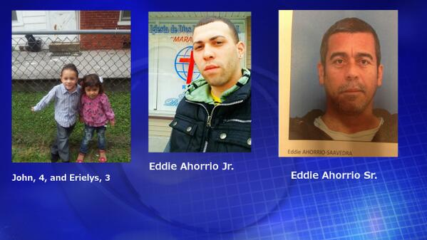 Police still actively looking for 2 men who abducted 2 children at gunpoint earlier tonight. | http://t.co/LXF4K8NTIV http://t.co/DYbsodvvyf