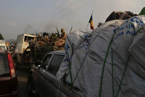 Thumbnail for Muslim Residents of Bangui Evacuated En Masse