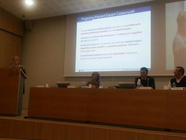 L'abordatge del tabaquisme des del Programa Pacient Expert Catalunya® en deshabituació tabàquica - #aprimaria http://t.co/EWEBxJ7u9Z