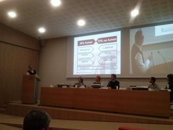 Què fa l'Agència de Salut Pública a Catalunya Central en la prevenció i el control del tabaquisme? - #aprimaria http://t.co/VShtAzTkHF