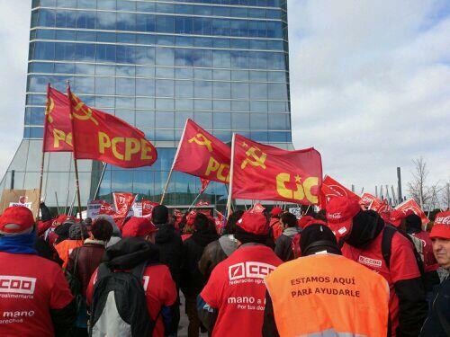 [PCPE y CJC] En CocaCola el puesto de trabajo no se vende, ¡se defiende! Bf3gDxJIEAAu25-