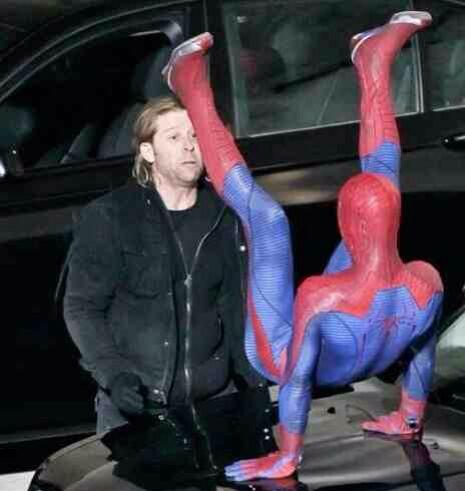 Imagine Spider-Man farting in ya face http://t.co/RCj19Ml34h