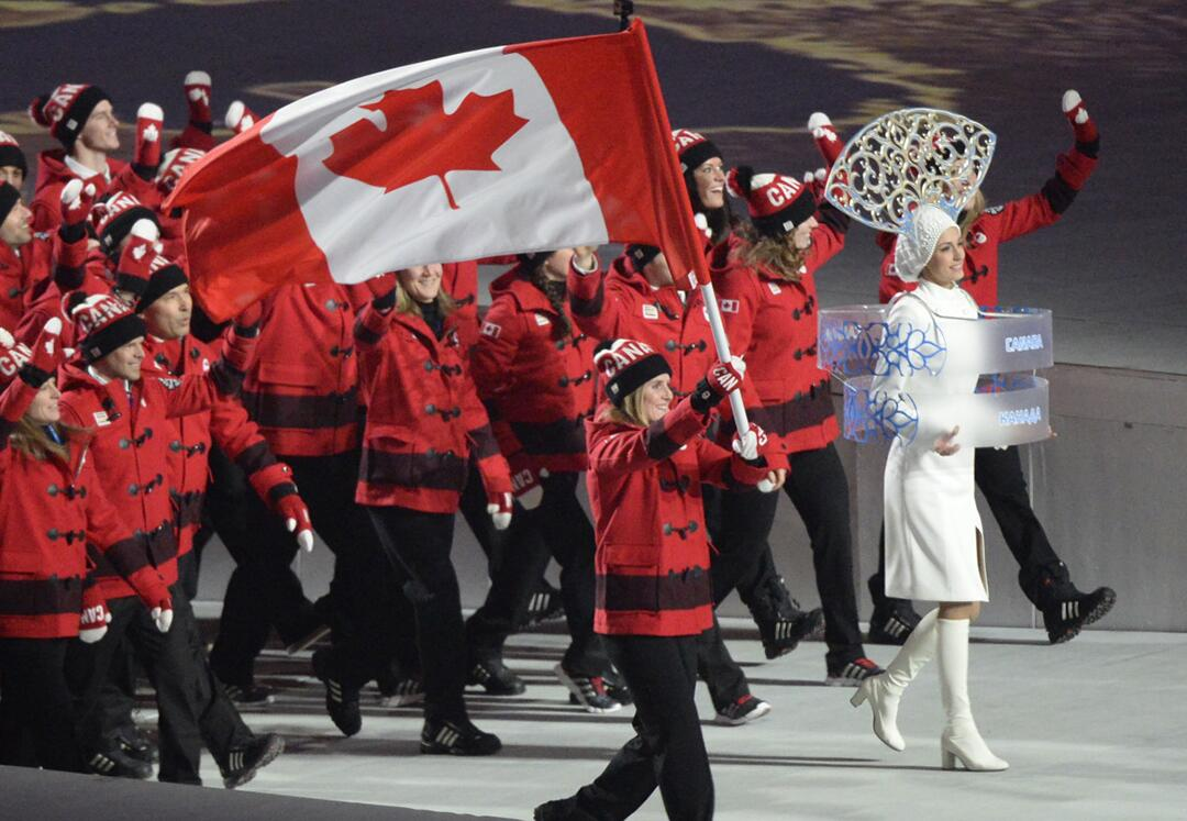 Twitter / CDNOlympicTeam: