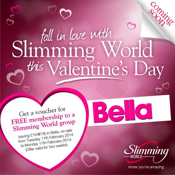 Kate slimming world slim with kate twitter Slimming world my account