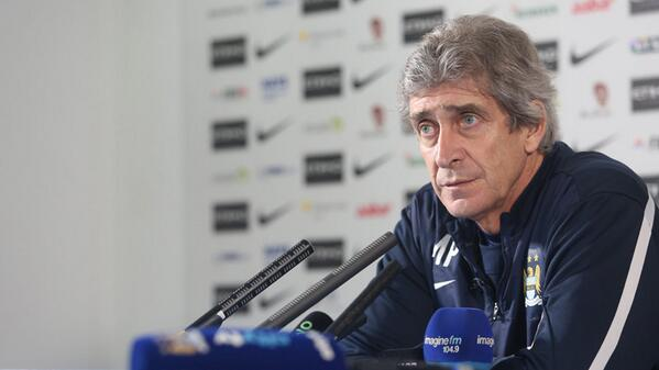 Man City boss Manuel Pellegrini slams Jose Mourinho for describing Chelsea as a little horse [video]