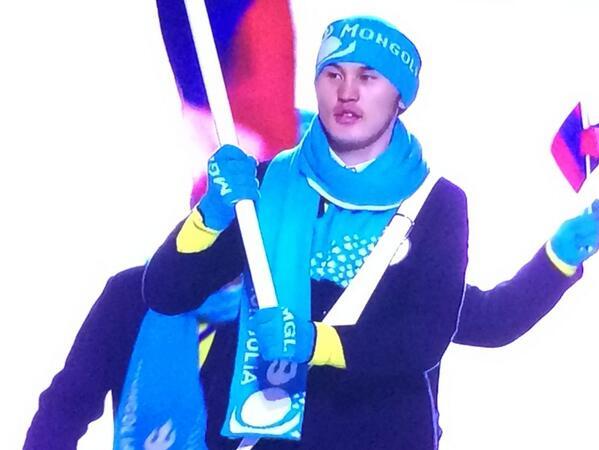 Монгол ноолуур, Монголын тамирчдыг олимпийн стадионд ГОЁОлоо доо http://t.co/dTe3mqZ29c