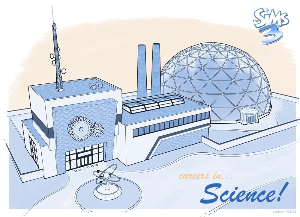 [Imagen]Arte conceptual Laboratorio cientifico y Transporte publico Bf5CS-2CYAANxpC