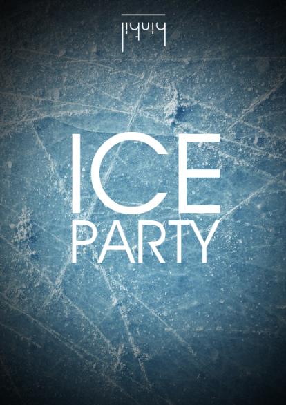 Esta noche te merecés algo fresco. ¡Ice Party! http://t.co/ueezhKZmJL