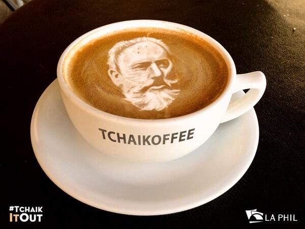Happy Friday! Time for a Tchaikoffee, perhaps? http://t.co/RhMxfFtmy3 via @LAPhil