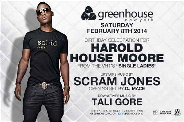 2morrow @GreenhouseNYC  for @Whozhouse  bday celebrstion laaaddiieessss free on my guestlist 3478250045 RSVP & LIST http://t.co/0gg6XFX1VV