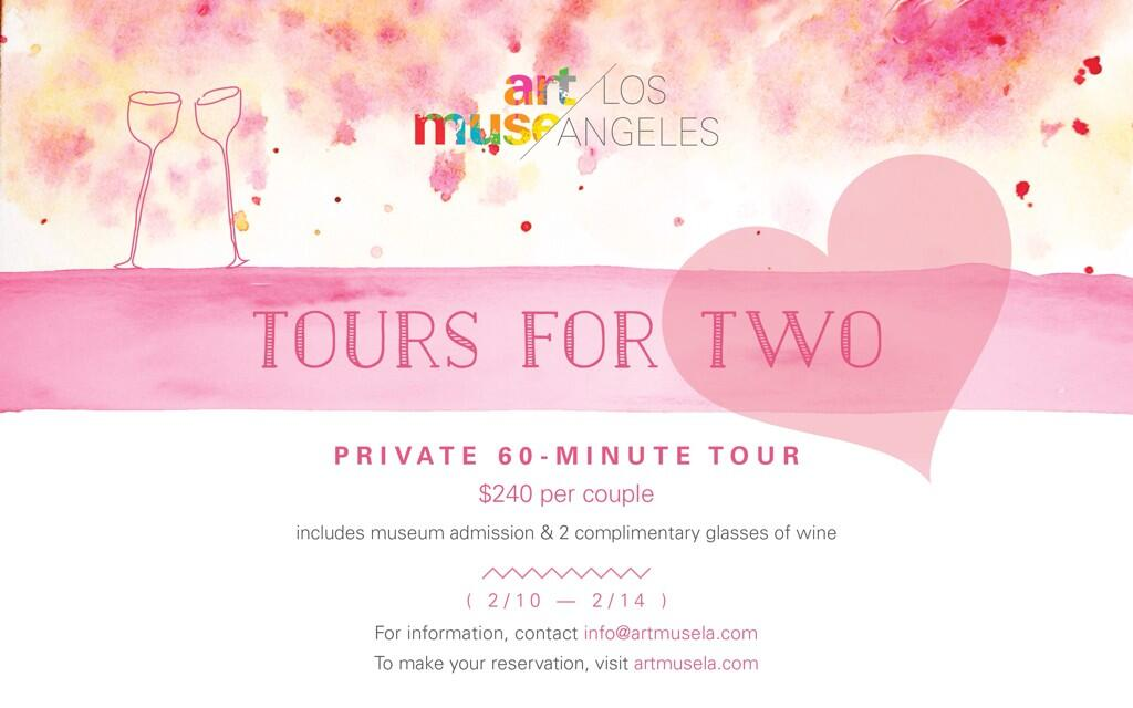Tours for Two