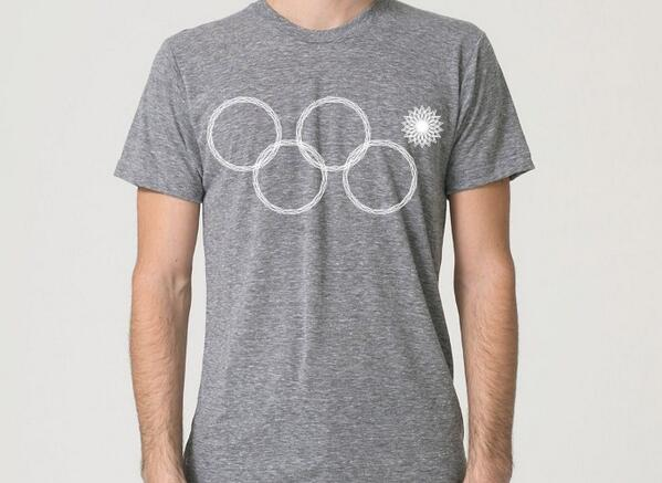 I can't wait for my new Sochi Olympics t-shirt to arrive. http://t.co/GbNs5cue16