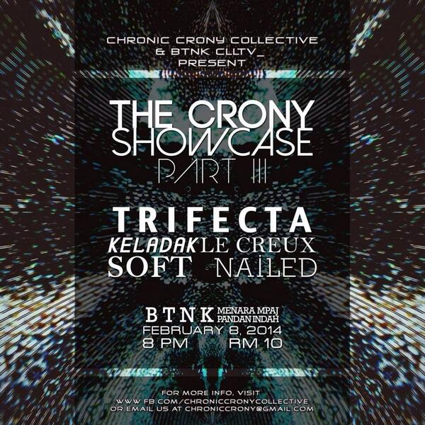 On drums with @creux666 tonight. Come thru! http://t.co/xFLV10khzm