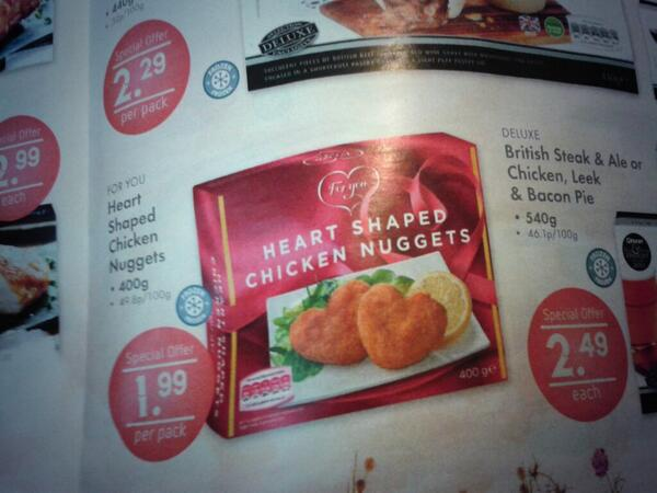Oh Lidl. Nothing says I love you more. #ValentinesDay http://t.co/dsLJMl6zf4