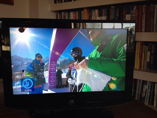 #extremeknitting #Sochi2014 http://t.co/a07xLXJhkp