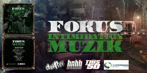 ! @only1fokus #IntimidationMuzik Hosted By @deejaydookie 3.4.14 http://t.co/IQ7p12epYg