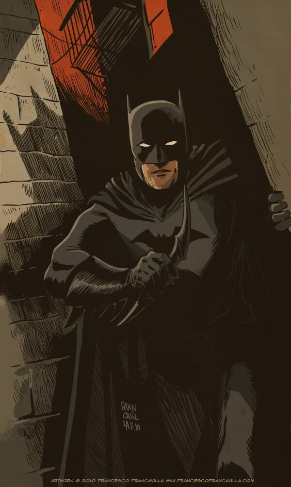Happy 100th Birthday, Bill Finger, thanks for giving us THE BATMAN! http://t.co/ql3o5ycSCR