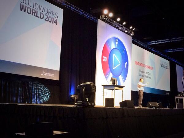 Design is entering the Age of Experience, says @BernardCharles http://t.co/J1mKAxxGPl #sww14 http://t.co/3RkWrY5hkK