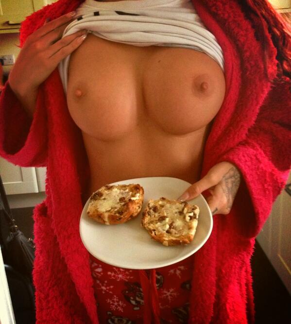 Man Sucking Woman Breast Eating Boobs