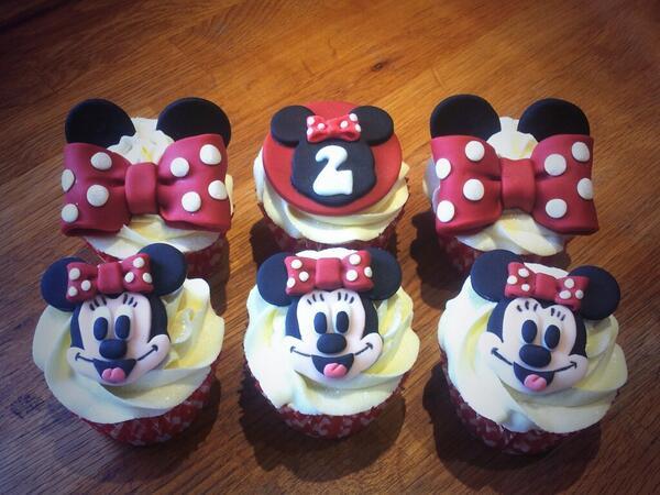 #minnie #cupcakes