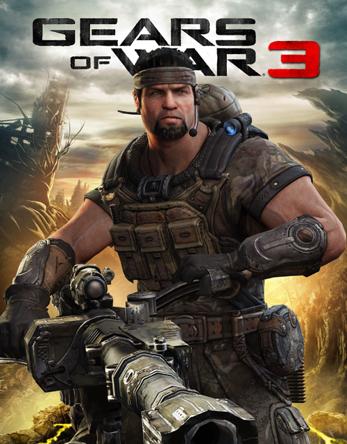 Phil Spencer On Twitter Gears Of War 3 Commando Dom Mp Skin Pff 7