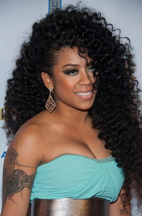 Wow @KeyshiaCole looked stunning at last night's #GRAMMYs after party! http://t.co/fbD0frnjiV