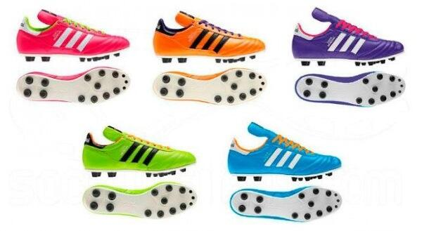 Poll: Do you like the new range of Copa Mundial?