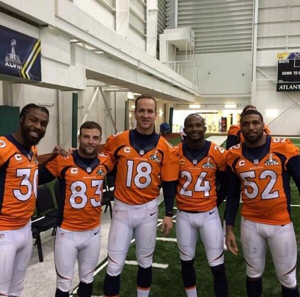 """Sam Boik On Twitter: Denver Broncos On Twitter: """"Go Behind-the-scenes And See"""