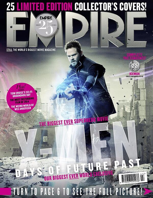 Bobby is BACK!! @empiremagazine @xmenmovies http://t.co/VkyCL1CPWH