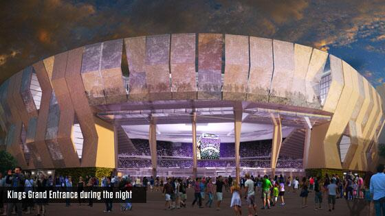 Wow! Sacramento is about to become a #DestinationCity. Check out the new downtown arena rendering! http://t.co/6NfH3Ph5Za