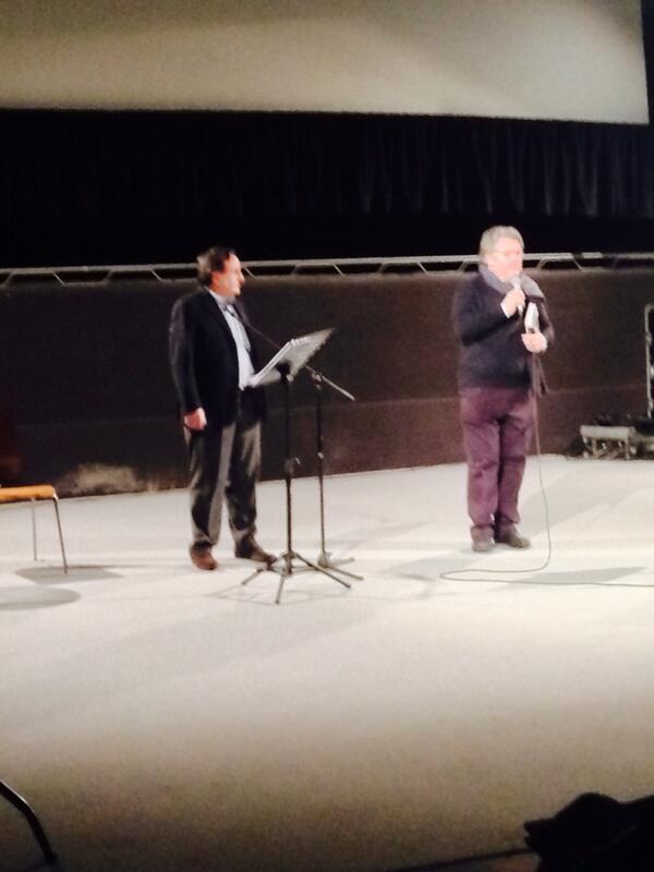 #Empoli: inizia la lezione di #storia e #memoria con @PierVittBuffa e @MarioLancisi #Iohovisto http://t.co/rlEqm5z3XZ