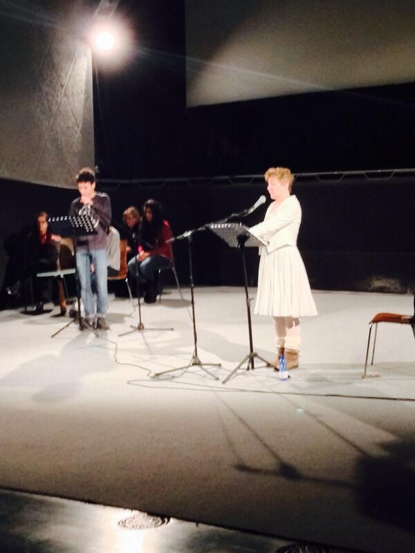 #Empoli #Iohovisto: @PierVittBuffa e  @PamelaVillores1 portano gli studenti dentro la storia http://t.co/dowkPRN5Di