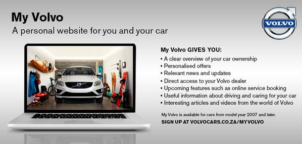 Volvo Car SA on Twitter: