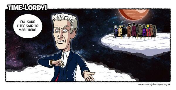 From the pen of the mighty @JohnCooper_uk, a treat for Doctor Who types who might be following me - http://t.co/tIrxbYFuox