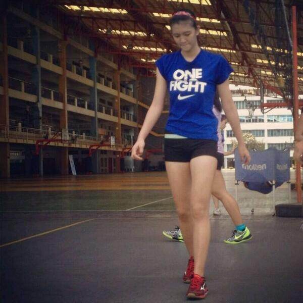 Maddie Madayag Volleyball Ateneo mvt & wvt: happy and heartstrong, one ...