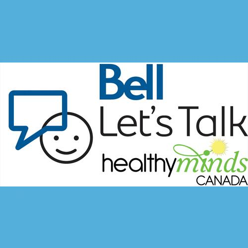 Bell will donate 5 cents for every tweet made using #BellLetsTalk today! @Healthy_Minds http://t.co/GkgWEeiK52