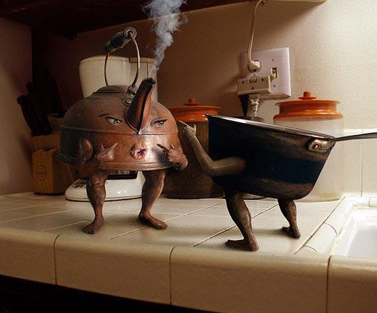 прикольные картинки чайников перечень