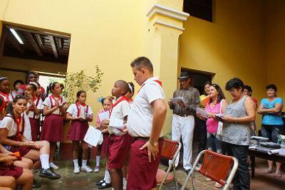 Premian en Camagüey concursos sobre José Martí