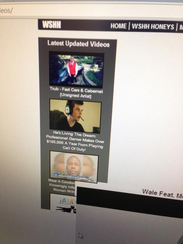 100t Nadeshot On Twitter Lmao Im On The Front Page Of Worldstarhiphop T Co Wccbl6uyhu