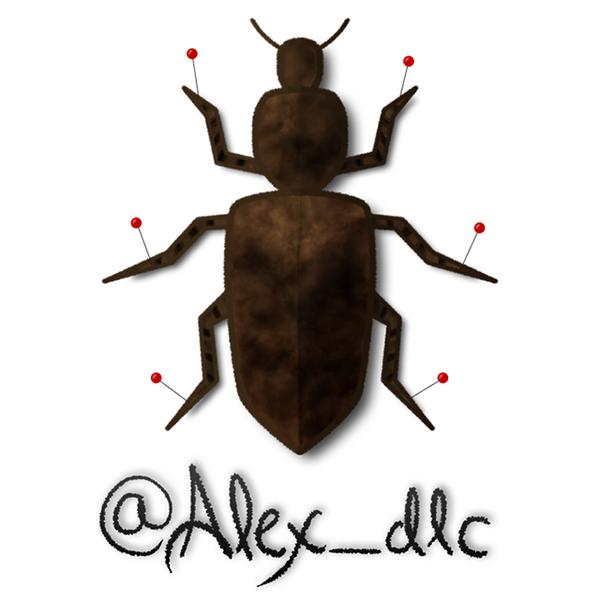 My Poison Mite drawing for @CauseImDanJones's Zelda Collab! Looks a bit better on a dark bg. http://t.co/95R7vzgVq6 http://t.co/GkMq4puDy8