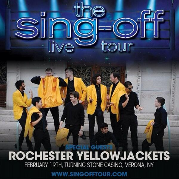 Wednesday, February 19th, we will be performing with groups from season 4 of the @thesingoff!!! Save the date!! http://t.co/wsD8ivmy6s