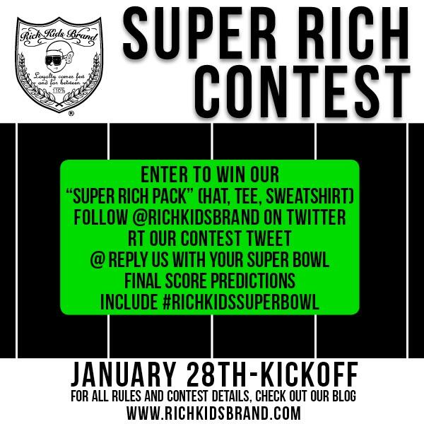 Who will win #SuperBowlXLVIII? #Seahawks? or #Broncos? Tell us the winner and score! #RichKidsSuperBowl http://t.co/FV13L6ol7O