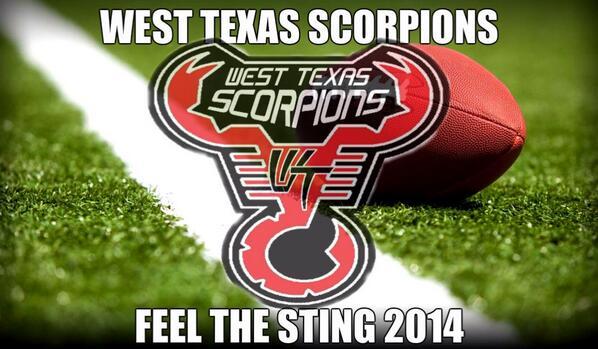 West Texas Scorpions (@wtxScorpions) | Twitter