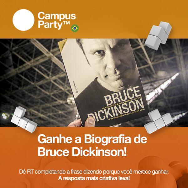 Campus Party Brasil On Twitter ôôô Cpbr7 Eu Mereço Ganhar A