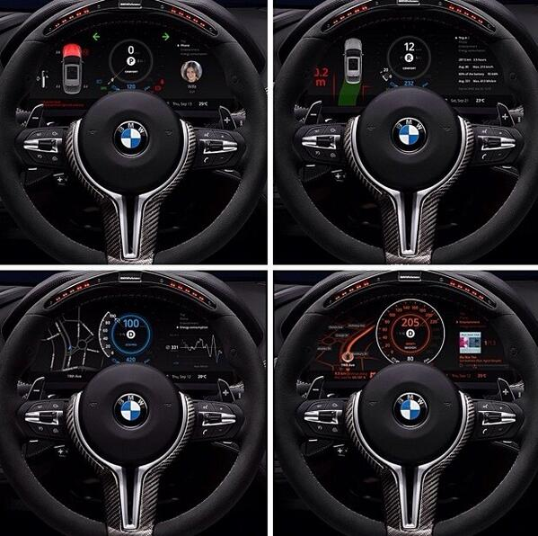 Steve Thomas Bmw On Twitter The New Bmw I8 Dashboard Who Is