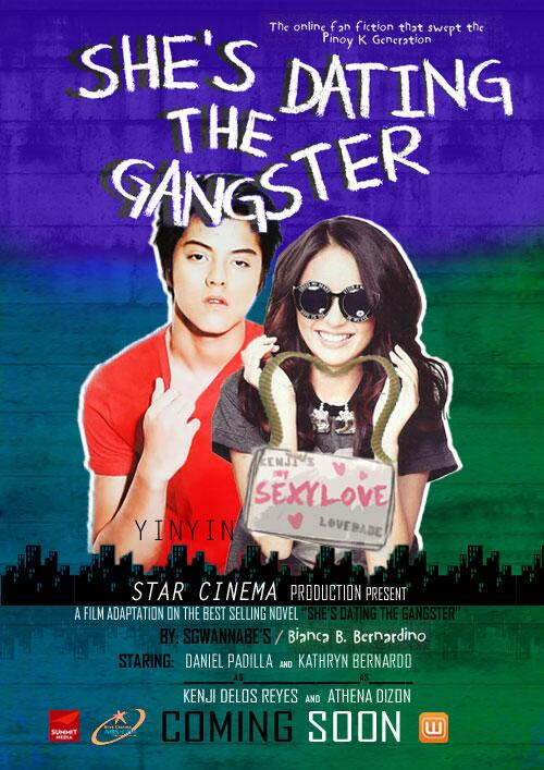 Shes dating the gangster book 1