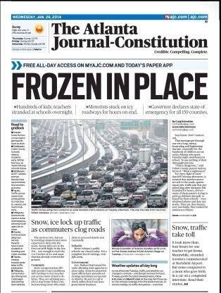 Never a more accurate headline. @ajc http://t.co/XKZqBSSM7r
