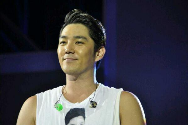 Kang in's photo on Kangin